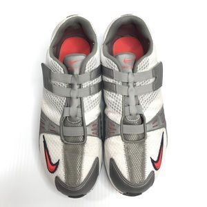 Nike Air Trainer Running Shoes Velcro
